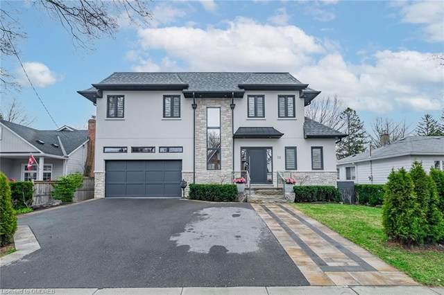 36 Anderson Street, Oakville, ON L6K 1A5 (MLS #40100504) :: Forest Hill Real Estate Collingwood