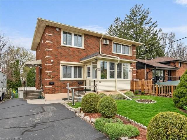 415 Chatham Street, Brantford, ON N3S 4J4 (MLS #40100737) :: Forest Hill Real Estate Collingwood