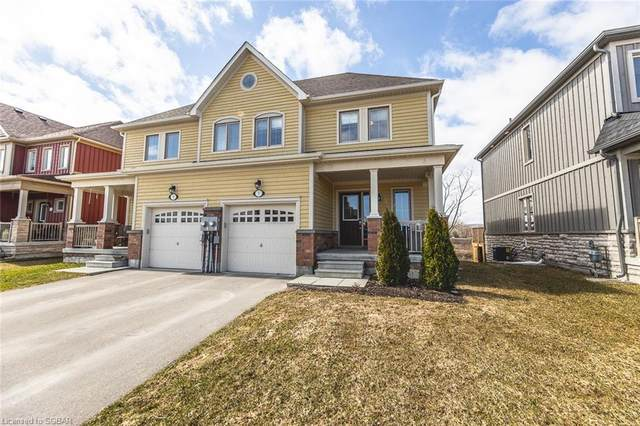 7 Hughes Street, Collingwood, ON L9Y 0W7 (MLS #40100786) :: Forest Hill Real Estate Collingwood