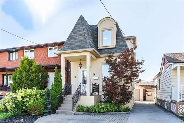 91 Simpson Avenue, Toronto, ON M8Z 1E4 (MLS #40100927) :: Envelope Real Estate Brokerage Inc.