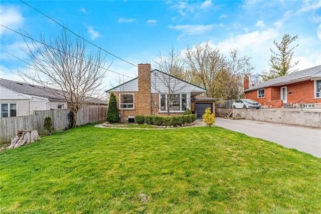 323 Woodward Avenue, Milton, ON L9T 1V3 (MLS #40100930) :: Forest Hill Real Estate Collingwood