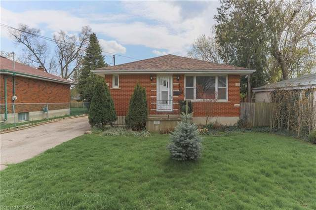 303 Grey Street, Brantford, ON N3S 4X2 (MLS #40100943) :: Forest Hill Real Estate Collingwood
