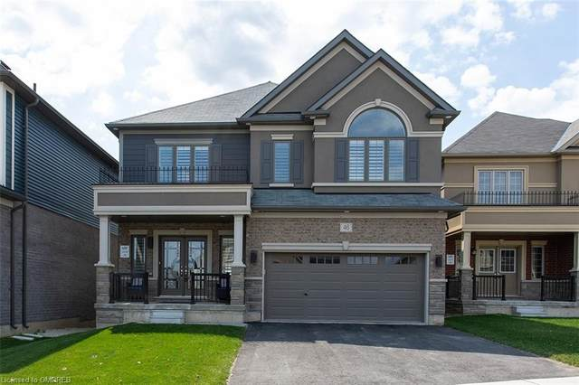 46 Pace Avenue, Brantford, ON N3S 0J2 (MLS #40100946) :: Forest Hill Real Estate Collingwood