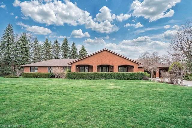 10 Oakridge Drive, Georgetown, ON L7G 5G6 (MLS #40101026) :: Forest Hill Real Estate Collingwood