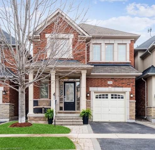 2306 Kwinter Road, Oakville, ON L6M 0H3 (MLS #40101195) :: Forest Hill Real Estate Collingwood