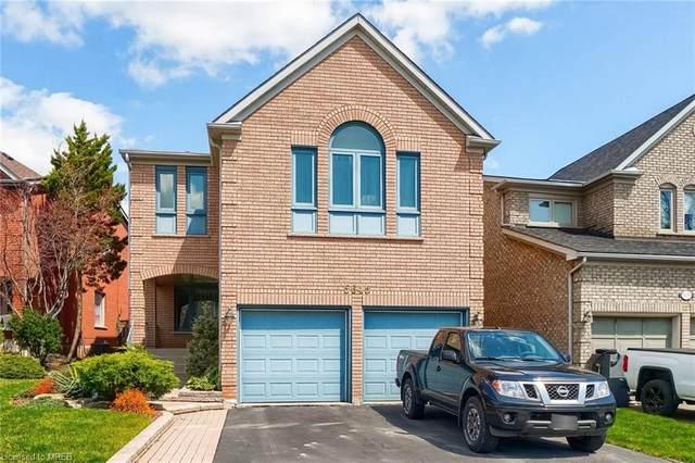 5645 Bell Harbour Drive, Mississauga, ON L5M 5J3 (MLS #40101277) :: Forest Hill Real Estate Collingwood