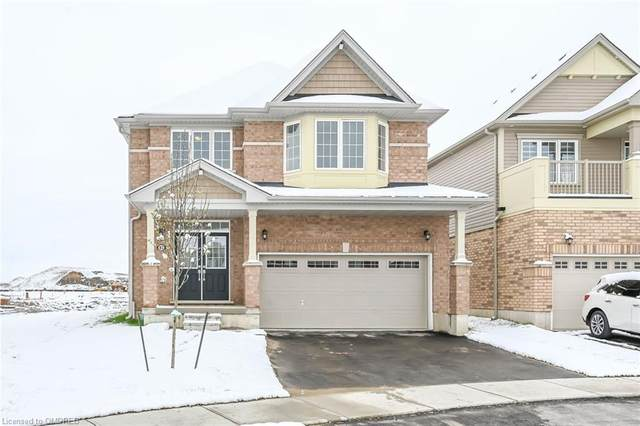 83 Munro Circle, Brantford, ON N3T 0R5 (MLS #40101689) :: Forest Hill Real Estate Collingwood