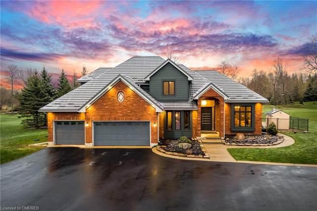 9 Deer View Ridge, Puslinch, ON N0B 2J0 (MLS #40101694) :: Envelope Real Estate Brokerage Inc.