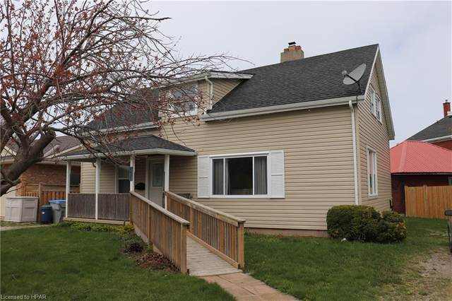 131 Picton Street E, Goderich, ON N7A 1J7 (MLS #40101804) :: Envelope Real Estate Brokerage Inc.