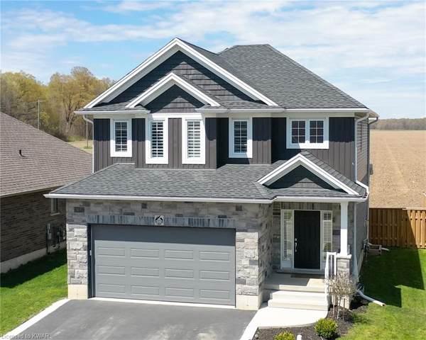 122 Jacob Street West Street, Tavistock, ON N0B 2R0 (MLS #40101946) :: Envelope Real Estate Brokerage Inc.