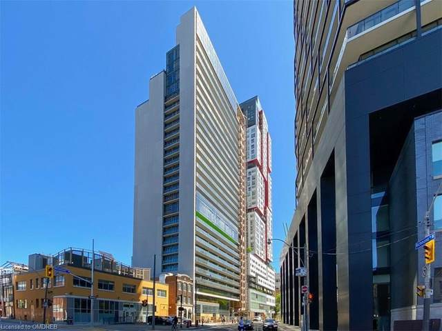 330 Richmond Street W #2316, Toronto, ON M5V 1X2 (MLS #40101947) :: Envelope Real Estate Brokerage Inc.