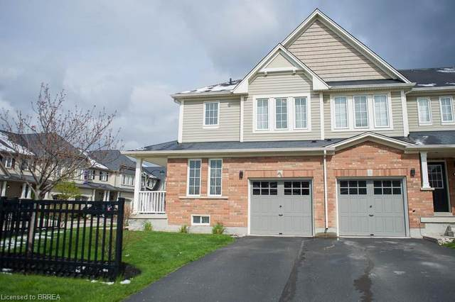 256 Blackburn Drive, Brantford, ON N3T 0C5 (MLS #40102144) :: Forest Hill Real Estate Collingwood