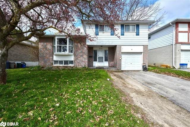 254 Cook Street, Barrie, ON L4M 4H6 (MLS #40102281) :: Forest Hill Real Estate Collingwood