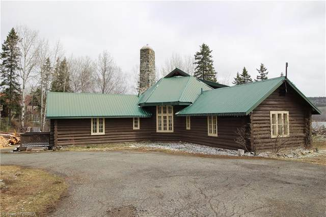 1 Kerr Crescent, Virginiatown, ON P0K 1X0 (MLS #40102460) :: Forest Hill Real Estate Collingwood