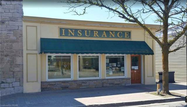 31 Forsyth Street, Marmora and Lake, ON K0K 2M0 (MLS #40102656) :: Forest Hill Real Estate Collingwood