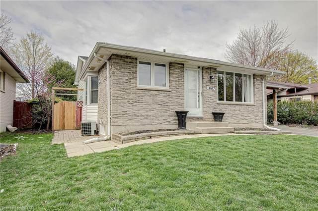 1607 Aldersbrook Road, London, ON N6G 2Z2 (MLS #40102684) :: Envelope Real Estate Brokerage Inc.