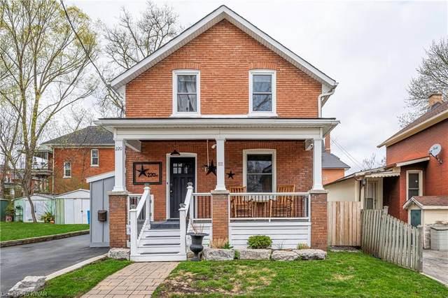 220 Church Street N, Cambridge, ON N3H 1V9 (MLS #40102860) :: Envelope Real Estate Brokerage Inc.