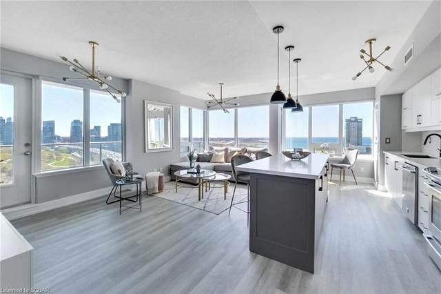 59 East Liberty Street #1703, Toronto, ON M6K 3R1 (MLS #40102974) :: Envelope Real Estate Brokerage Inc.