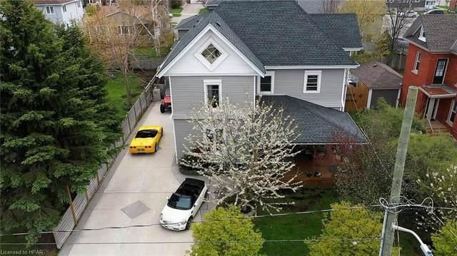92 St. David Street, Goderich, ON N7A 1L6 (MLS #40103264) :: Envelope Real Estate Brokerage Inc.