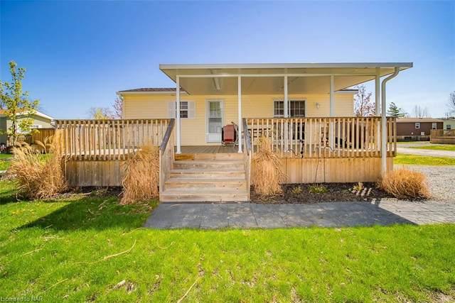 1501 Line 8 Road #230, Niagara-on-the-Lake, ON L0S 1L0 (MLS #40103635) :: Envelope Real Estate Brokerage Inc.
