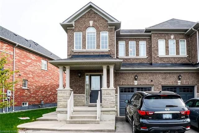 197 Andrew Hill Avenue, Vaughan, ON L4H 0G8 (MLS #40103695) :: Envelope Real Estate Brokerage Inc.