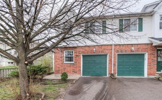 171 Highland Crescent #10, Kitchener, ON N2M 5P8 (MLS #40103735) :: Forest Hill Real Estate Collingwood