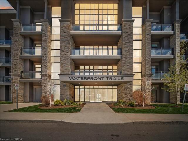 35 Southshore Crescent #128, Stoney Creek, ON L8E 0J2 (MLS #40103980) :: Envelope Real Estate Brokerage Inc.