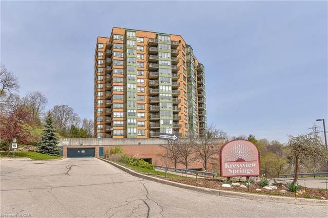 237 King Street W #205, Cambridge, ON N3H 5L2 (MLS #40103992) :: Envelope Real Estate Brokerage Inc.