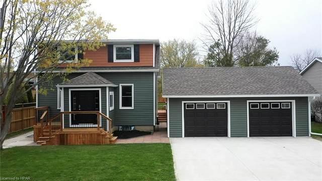 134 Cayley Street, Goderich, ON N7A 1Z8 (MLS #40104175) :: Envelope Real Estate Brokerage Inc.