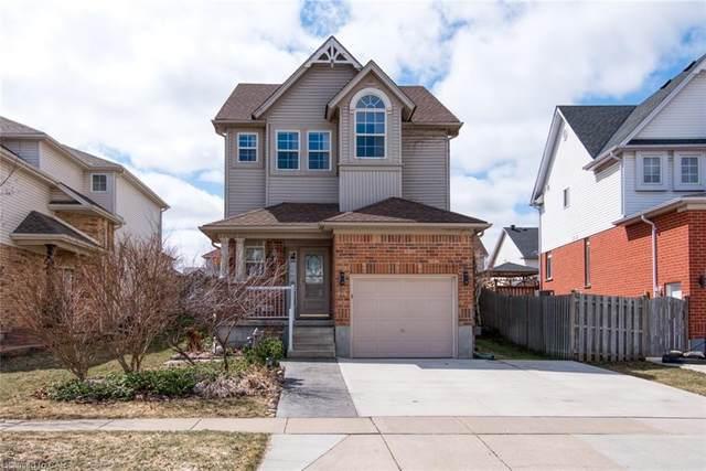 713 Mortimer Drive, Cambridge, ON N3H 5R5 (MLS #40104237) :: Envelope Real Estate Brokerage Inc.
