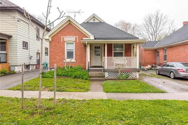 23 Haynes Avenue, St. Catharines, ON L2R 3P6 (MLS #40104583) :: Envelope Real Estate Brokerage Inc.