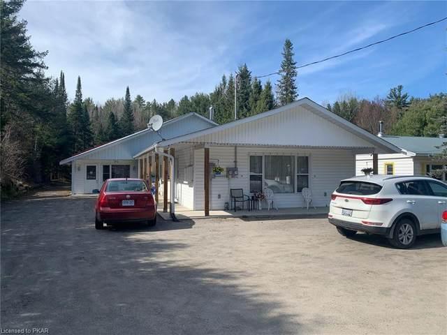 90 Bridge Street, Bancroft, ON K0L 1C0 (MLS #40104634) :: Forest Hill Real Estate Collingwood