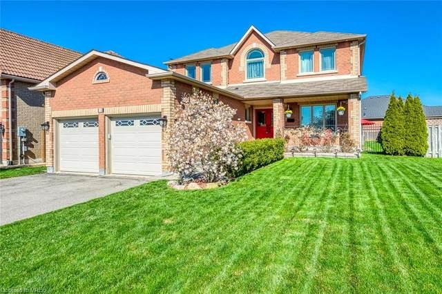 10 Hudson Drive, Maple, ON L6A 1Y3 (MLS #40104643) :: Envelope Real Estate Brokerage Inc.