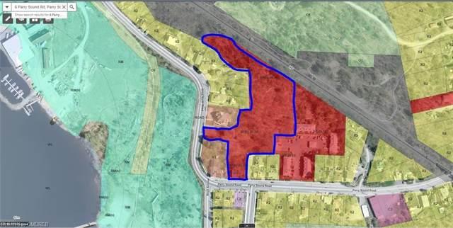 6 Parry Sound Road, Parry Sound, ON P2A 2M4 (MLS #40104892) :: Envelope Real Estate Brokerage Inc.