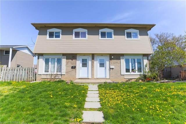 280/282 Elgin Street, Brantford, ON N3S 5A9 (MLS #40104918) :: Envelope Real Estate Brokerage Inc.