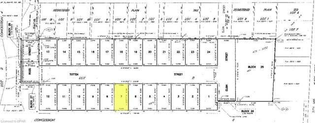 LOT 7 Totten Street, Embro, ON N0J 1J0 (MLS #40105043) :: Envelope Real Estate Brokerage Inc.