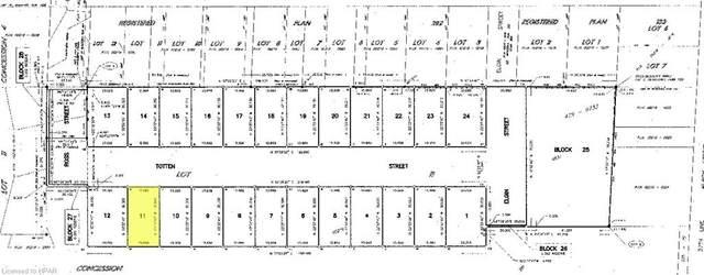 LOT 11 Totten Street, Embro, ON N0J 1J0 (MLS #40105093) :: Envelope Real Estate Brokerage Inc.
