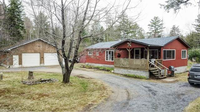1200 Benoir Lake Road, Harcourt, ON K0L 1X0 (MLS #40105106) :: Forest Hill Real Estate Collingwood