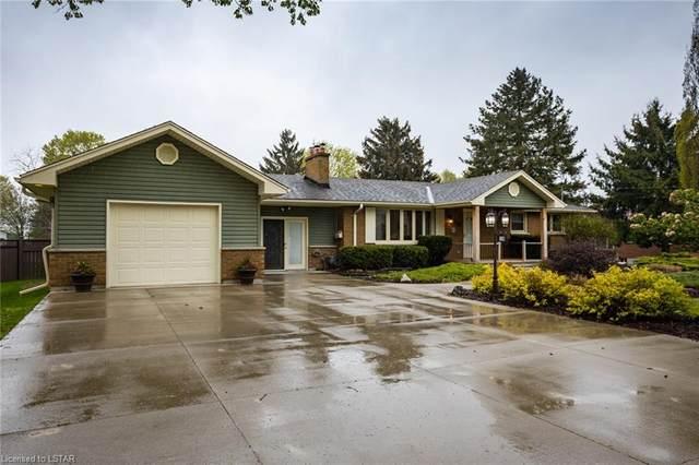 118 Thames Avenue, Komoka, ON N0L 1R0 (MLS #40105130) :: Envelope Real Estate Brokerage Inc.
