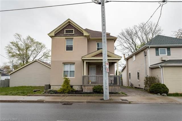 102-104 Niagara Street, St. Catharines, ON L2R 4L4 (MLS #40105199) :: Envelope Real Estate Brokerage Inc.