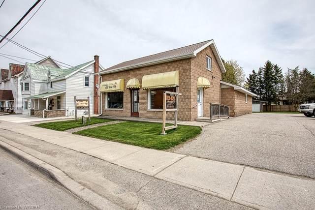 137 Dundas Street, Thamesford, ON N0M 2M0 (MLS #40105352) :: Envelope Real Estate Brokerage Inc.
