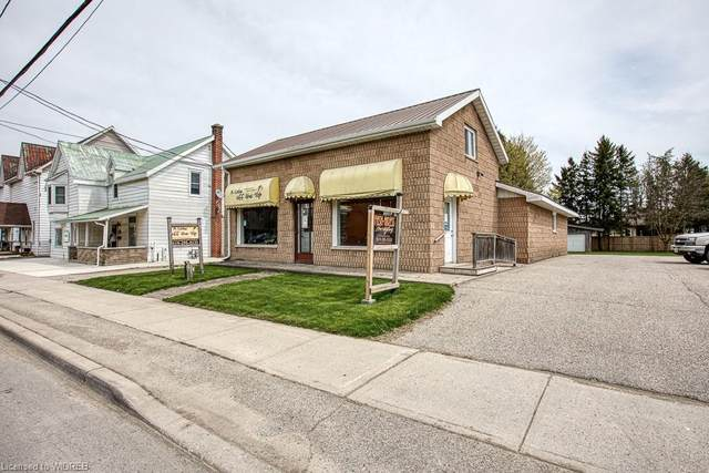 137 Dundas Street, Thamesford, ON N0M 2M0 (MLS #40105372) :: Envelope Real Estate Brokerage Inc.
