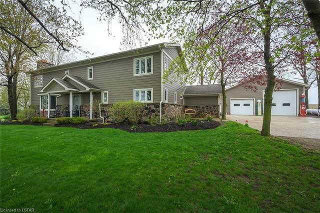 23691 Wonderland Road N, Denfield, ON N0M 1P0 (MLS #40105558) :: Envelope Real Estate Brokerage Inc.