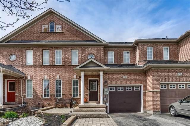 392 Hawkview Boulevard, Vaughan, ON L4H 2J3 (MLS #40105682) :: Envelope Real Estate Brokerage Inc.