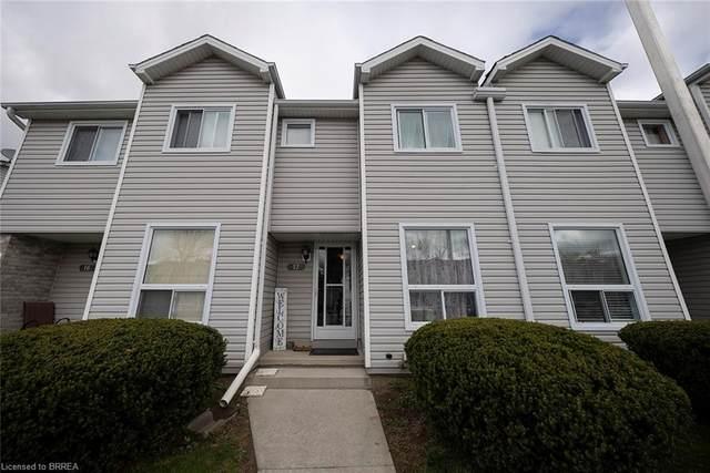 494 Grey Street #17, Brantford, ON N3S 7S6 (MLS #40105886) :: Envelope Real Estate Brokerage Inc.