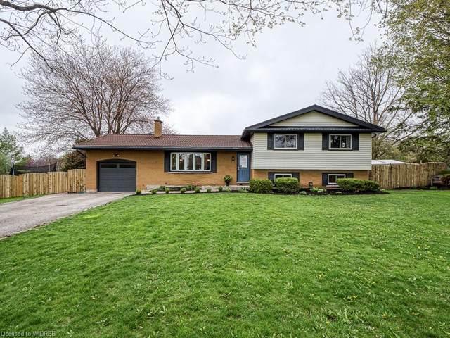 464981 Curries Road, Woodstock, ON N4S 7V8 (MLS #40105890) :: Envelope Real Estate Brokerage Inc.