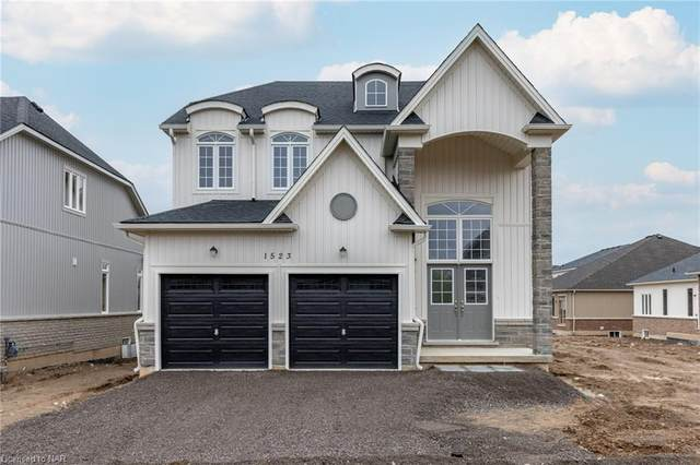 1523 Marina Drive, Fort Erie, ON L2A 0C7 (MLS #40105897) :: Envelope Real Estate Brokerage Inc.