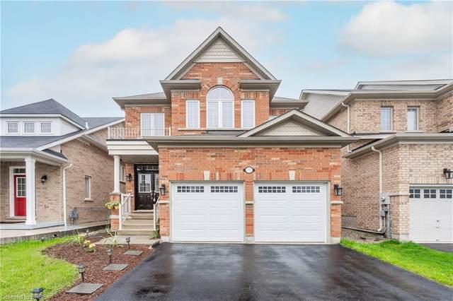 772 Arthur Parker Avenue, Woodstock, ON N4T 0G8 (MLS #40105911) :: Envelope Real Estate Brokerage Inc.