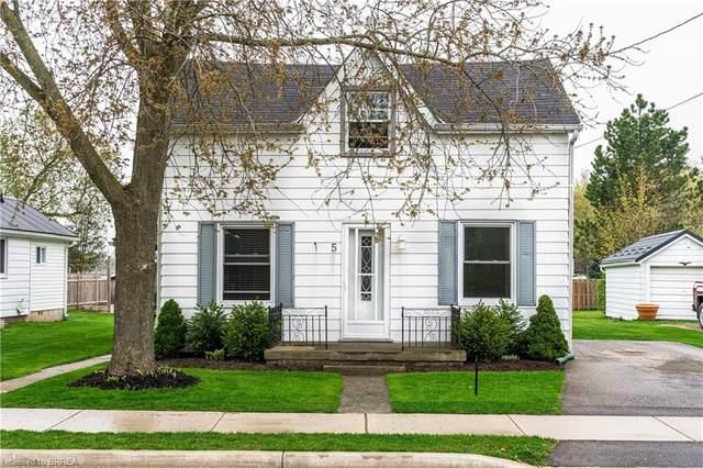 5 Alexander Street, Burford, ON N0E 1A0 (MLS #40106049) :: Forest Hill Real Estate Collingwood