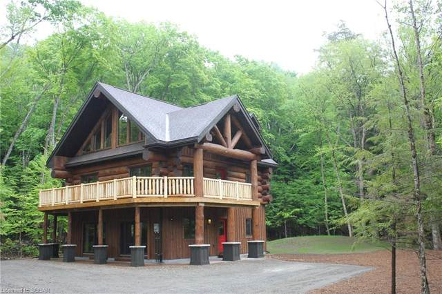 1536 North Portage Road, Lake Of Bays, ON P1H 2J6 (MLS #40106091) :: Forest Hill Real Estate Collingwood